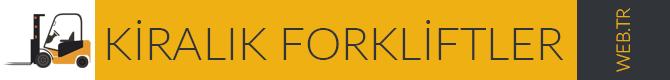 Kiralık Forklift Logo